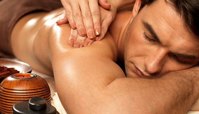 In male to female doha massage by Smart Young